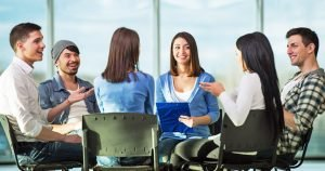 Group Psychotherapy Presence